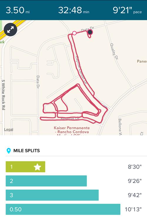 sept 9 2015 run route